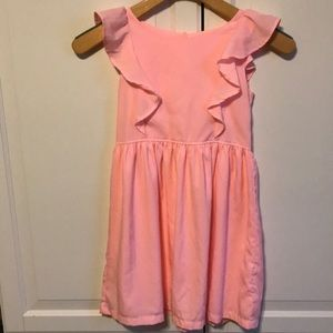 H&M pink dress. Size 8